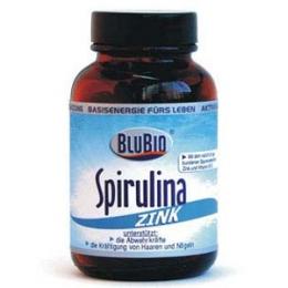 Tảo xoắn Spirulina Kẽm (Zink)