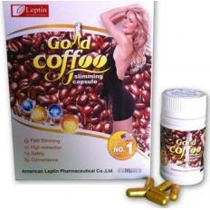 Viên giảm cân cà phê - Golden Coffee