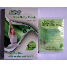Miếng dán tan mỡ ABC Slim Belly Patch