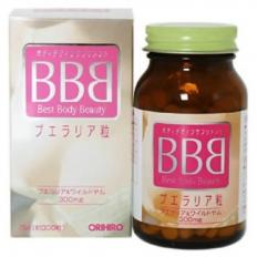 Viên uống nâng nở ngực Best Body Beauty - BBB