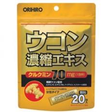 Giải rượu Orihiro - Gói (20 gói nhỏ x 1.5g)