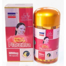 Nhau Thai Cừu Costar Sheep Placenta 35000mg - Hộp (100 viên)