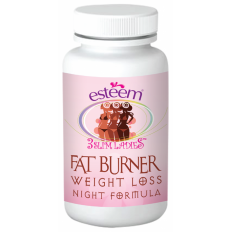 Viên giảm cân Esteem ban đêm - Esteem 3 Slim Ladies Fat Burner Night Formula - Hộp (60 viên)
