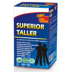 Superior Taller - giúp tăng chiều cao