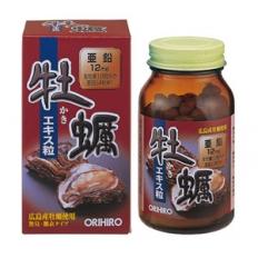 Tinh chất hàu tươi Orihiro - Lọ (120 viên nén)