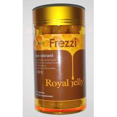 Sữa ong chúa Frezzi Royal Jelly - Lọ (60 viên)