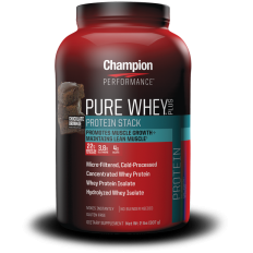 Pure Whey Protein - Hộp (907g)