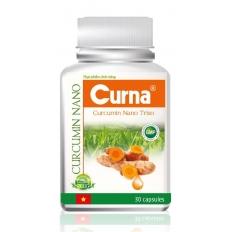 Tinh nghệ Curcumin Nano - Curna