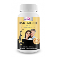 Viên mọc tóc Esteem Hair Growth - Hộp (60 viên)