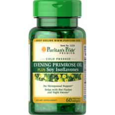 Tinh dầu hoa anh thảo + Tinh chất mầm đậu nành - Evening Primrose Oil Plus Soy Isoflavones