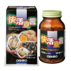 Tinh chất Hàu Nghệ Tỏi Orihiro