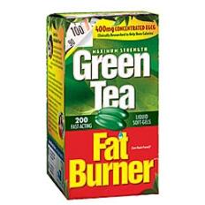 Viên giảm cân trà xanh Green Tea Fat Burner