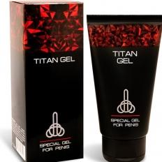 Titan Gel của Nga giúp tăng kích thước và kéo dài thời gian - Tuýp (50ml)