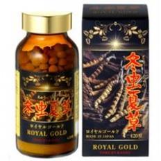 Đông Trùng Hạ Thảo Royal Gold Tohchukasou Nhật Bản