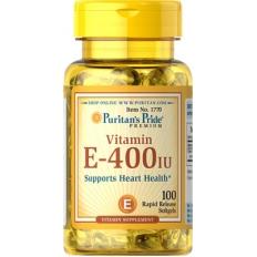 Viên uống bổ sung Vitamin E-400 IU - Hộp (100 viên)