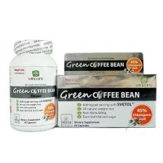 Viên giảm cân Green Coffee Bean Extract