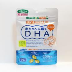 Viên uống bổ sung DHA cho bà bầu BeanStalkMom Nhật Bản