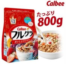 Ngũ cốc hoa quả Calbee Furugura Nhật Bản
