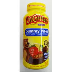 Kẹo dẻo L'il Critters Gummy Vites Multi–Vitamin & Mineral Formula