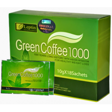 Green Coffee - Hộp (18 gói x 10g)