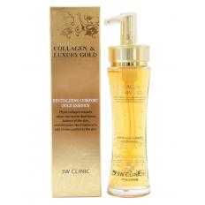 Tinh chất Collagen & Luxury Gold cao cấp 3W Clinic Hàn Quốc