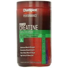 Thực phẩm bổ sung Power creatine giúp tăng thể lực sức bền