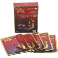 Mặt Nạ Hồng Sâm My Gold - Hộp (10 miếng)