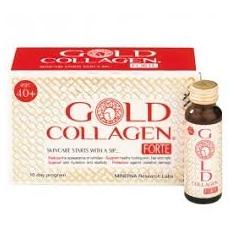 Nước uống Gold Collagen Forte xóa nhăn hiệu quả