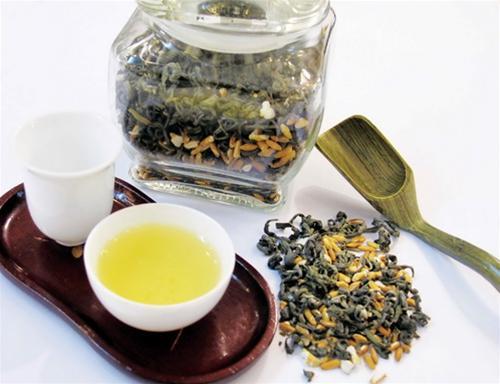 trà ô long giảm cân hiệu quả