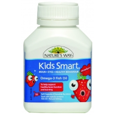 Kẹo Kids Smart Omega 3 Fish Oil