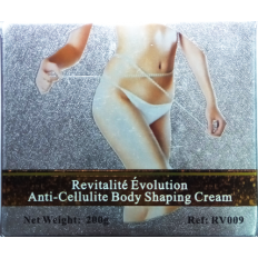 Kem massage tan mỡ Revitalite - Anti-Cellulite Body Shaping Cream - Hộp (200g)